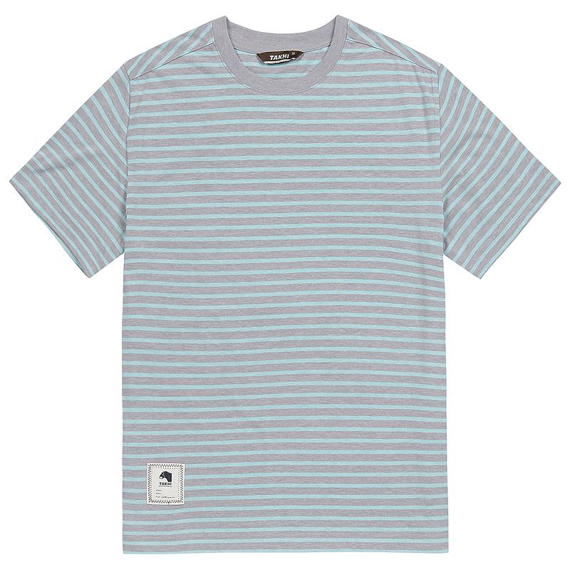남성 마린 포인트 티셔츠 민트