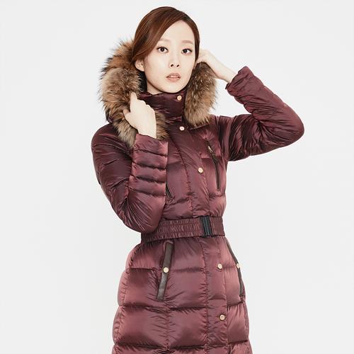 여성 루나 다운 코트