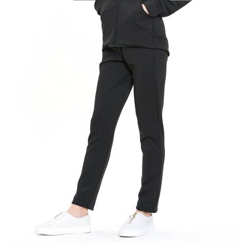 여성 바이퍼 팬츠 블랙