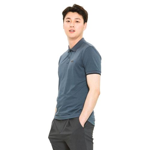 남성 컨버트 티셔츠 차콜