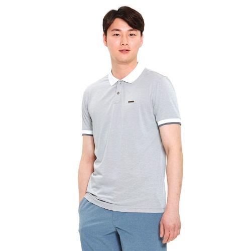 남성 컨버트 티셔츠 라이트그레이