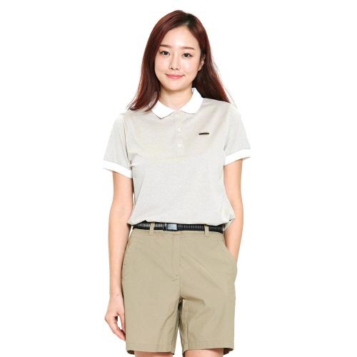 여성 컨버트 티셔츠 라일락