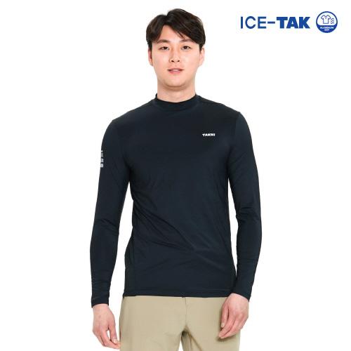 남성 유브이 어센트 티셔츠 블랙