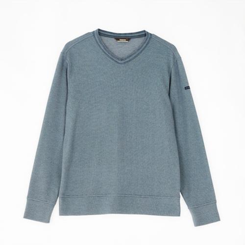 남성 크레이브 브이넥 티셔츠