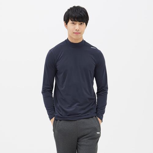 남성 엔비 넥슬리브 티셔츠