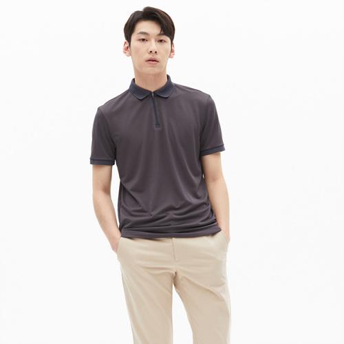 남성 타운 폴로 숏 티셔츠