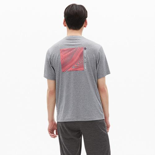 남성 리커버리2 티셔츠